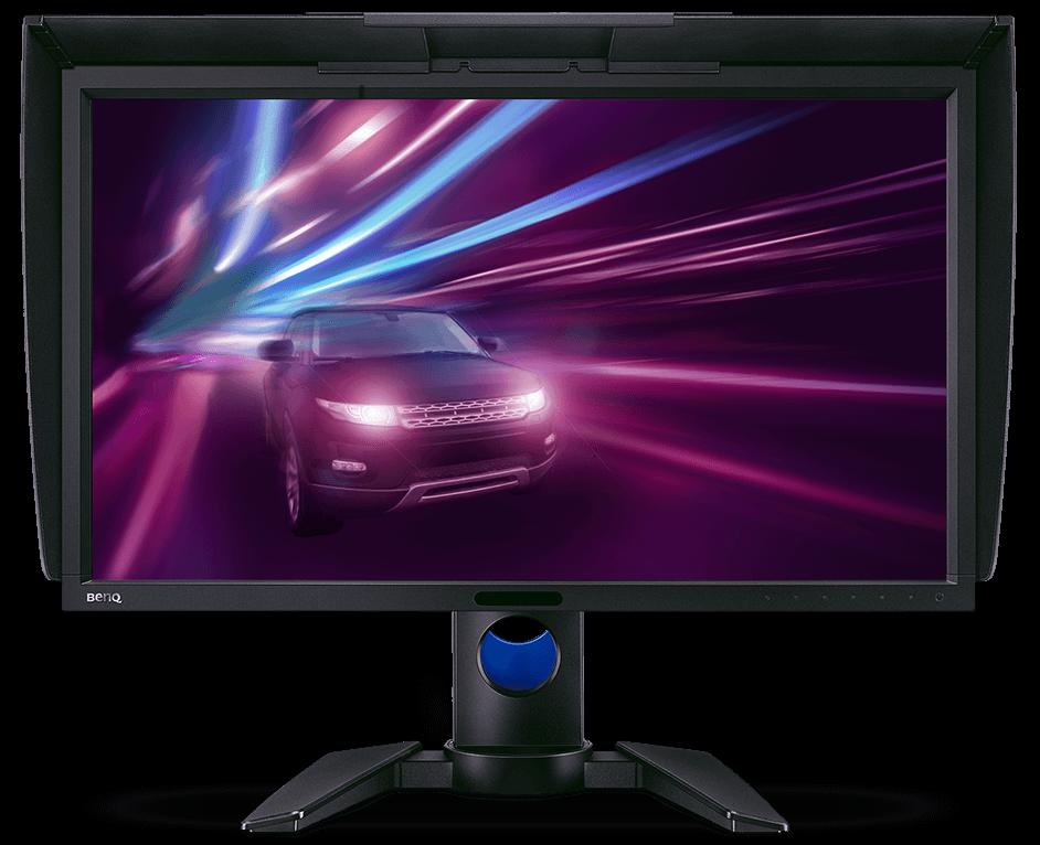 BenQ Monitor - Grafikmonitor VideoVue Video-Monitor BenQ PV Serie PV270