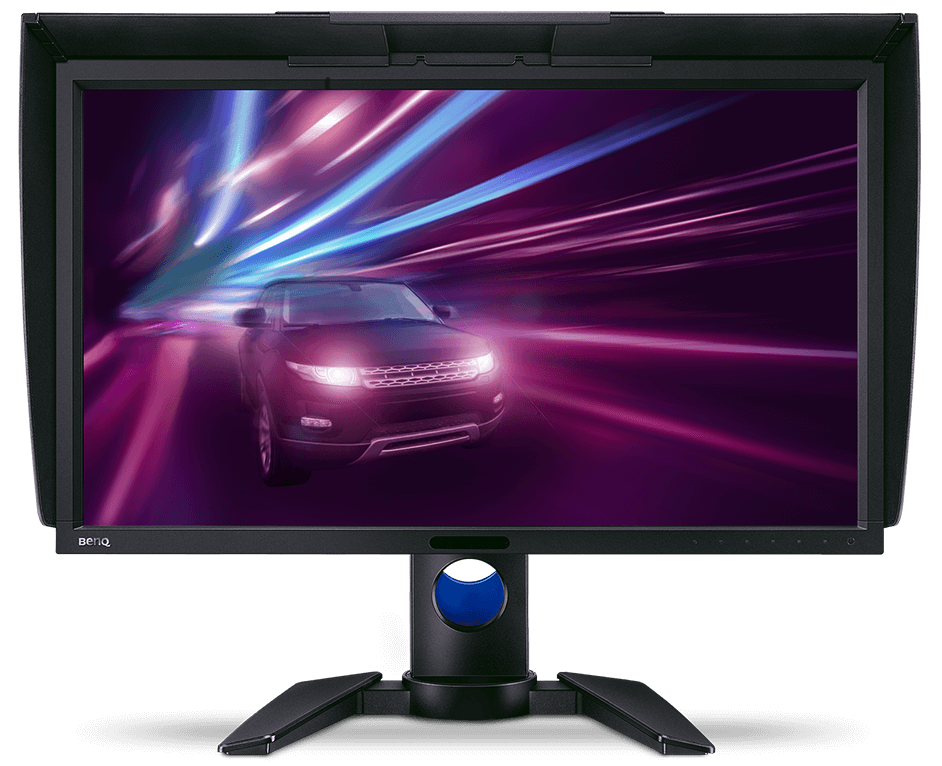 Grafikmonitor VideoVue Video-Monitor BenQ PV Serie PV270