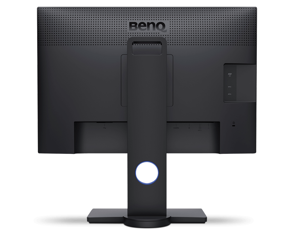 BenQ Monitor - benq-studio-serien-SW240-back