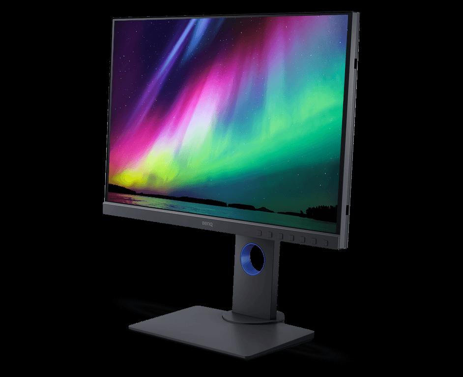 BenQ Monitor - benq-studio-serien-SW240-left