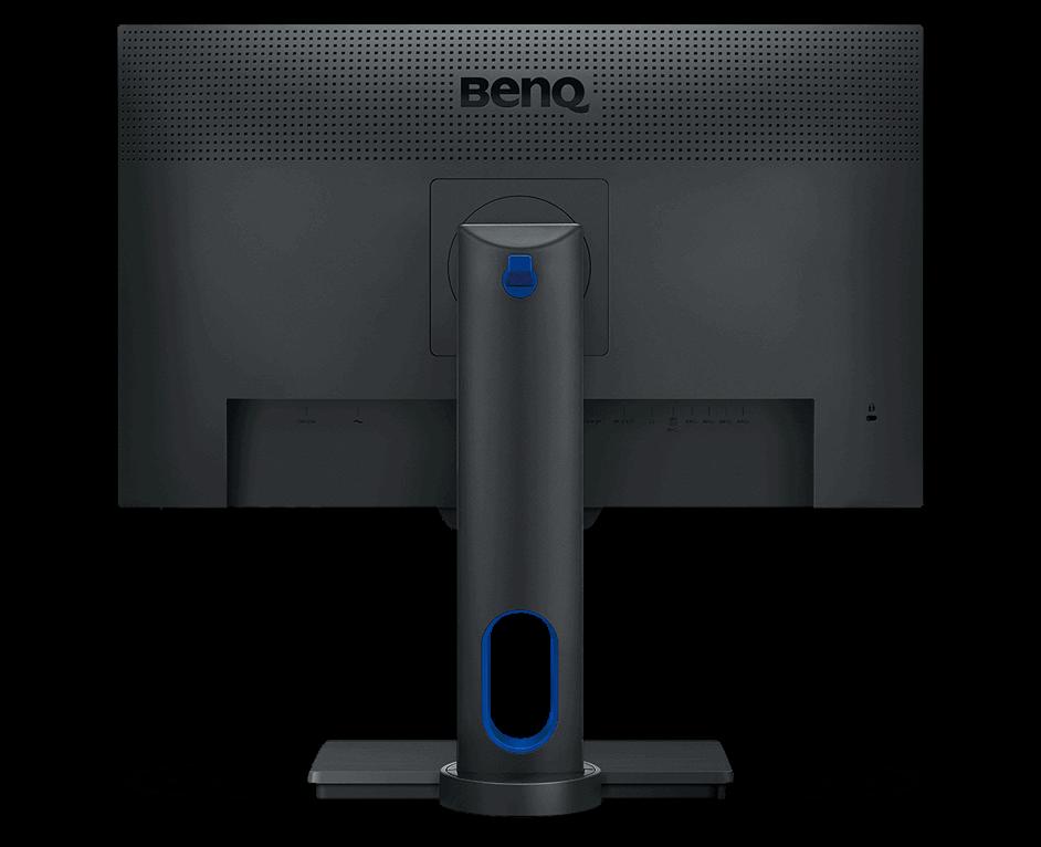 BenQ Monitor - Grafikmonitor DesignVue BenQ PD Serie PD2500Q Rückansicht