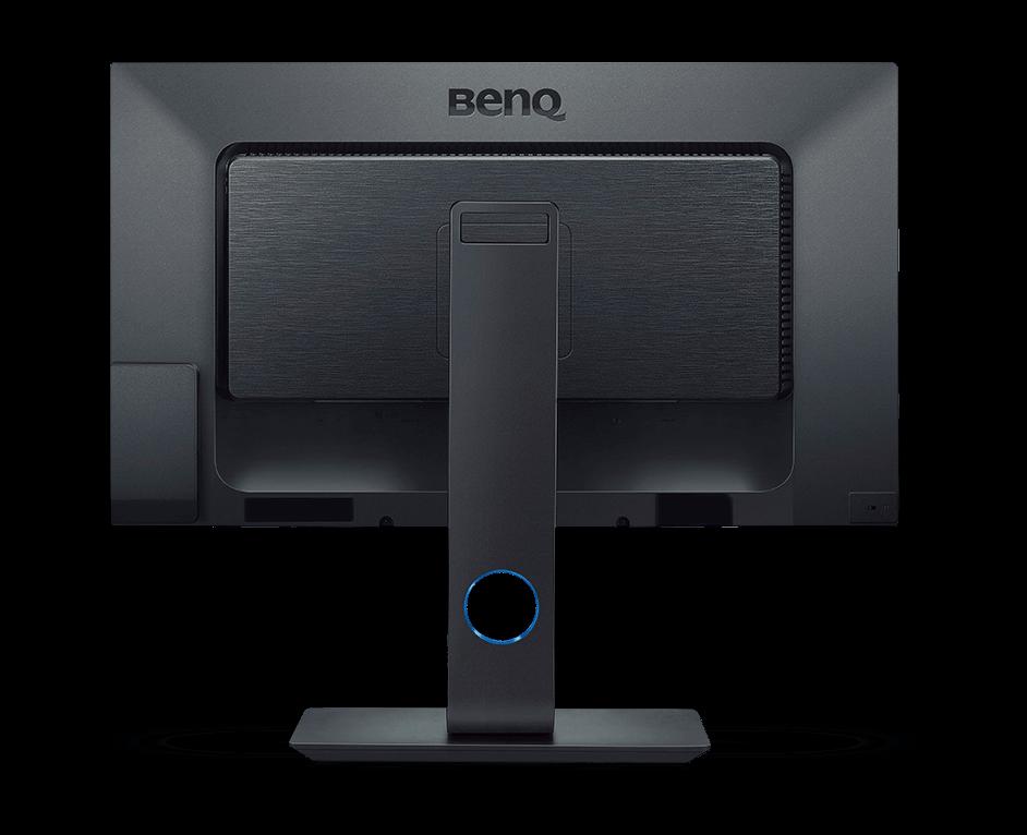 BenQ Monitor - Grafikmonitor DesignVue BenQ PD Serie PD3200Q Rückansicht