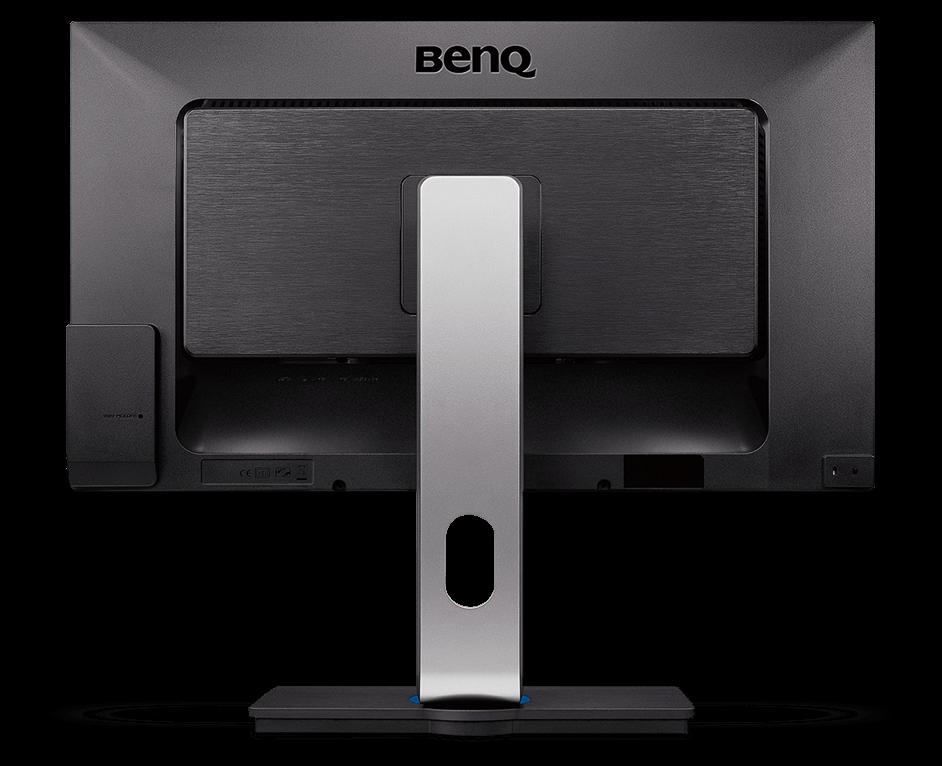 BenQ Monitor - Grafikmonitor VideoVue Video-Monitor BenQ PV Serie PV3200PT Rückansicht