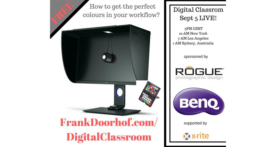 Digital Workshop with Frank Doorhof