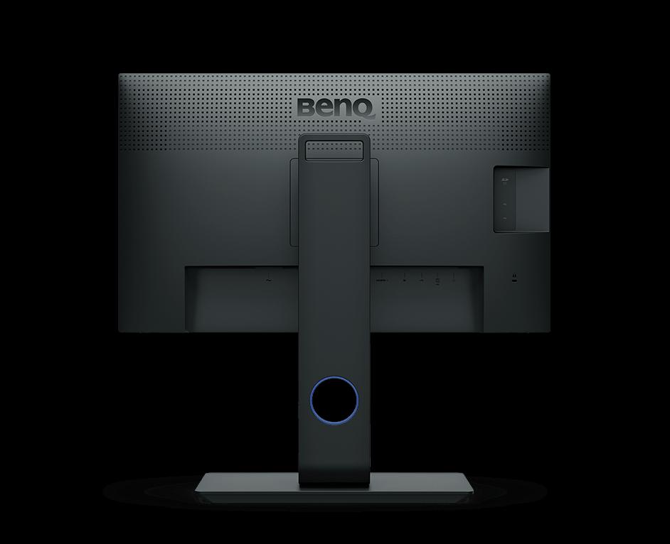 BenQ Monitor - benq_studio_sw270c_monitor_fuer_fotografen_back